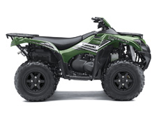 THE BRUTE FORCE 750 4X4I ATV OFFERS SERIOUS BIG-BORE POWER AND CAPABILITY. THE LEGENDARY 749cc V-TWIN ENGINE BLASTS UP HILLY TRAILS, AND THROUGH MUD AND SAND WITH EASE. THE INDEPENDENT SUSPENSION SMOOTHES OUT EVEN THE NASTIEST OF TERRAIN